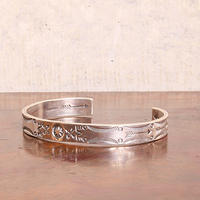 NORTH WORKS ノースワークス / INSIDE MESSAGE BANGLE TYPE D Taos Puebio バングル / N-218