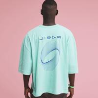 【全4色】JieDa ジエダ / CIRCLE PRINT T-SHIRT サークルプリントTシャツ / Jie-20S-CT05