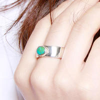 NORTH WORKS ノースワークス / 900Silver narrow TQ Ring 1 / W-027