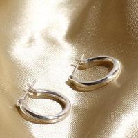 Losau ロサウ / Mini hoop pierce ピアス / lo-p010