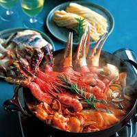 『送料込み!!』 5月下旬発送予定 〜おうちdeふくしまレストラン〜 『ふくしま鍋』特製ブイヤベース 風鍋の素     ※写真はイメージです