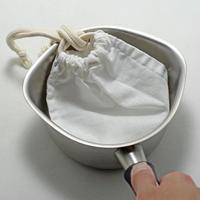吉田晒 だしこし袋(小 15x15cm)