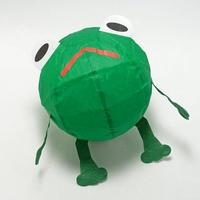 紙風船 蛙 [京都烏丸六七堂]
