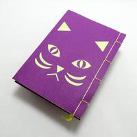 文學堂 和綴じノート(文庫本サイズ) 吾輩は猫である 夏目漱石