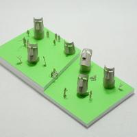 テラダモケイ 1/100建築模型用添景セット No.86 イースター島編