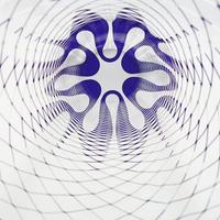 空気の器53 INTERWOVEN by 野老朝雄