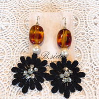 BLACK FLOWER     BS12