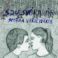 SJU SVÅRA ÅR - Storma Varje Hjärta CD (Not Enough Records)