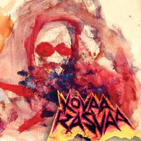 """KOVAA RASVAA - s/t 7""""EP (Svart Records)"""
