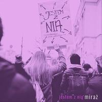 """MIRAŻ - """"Jestem z Nią"""" LP (Up The Punx Records)"""