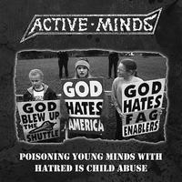 """ACTIVE MINDS / LOS REZIOS - split 7""""EP (Aback Distro Records)"""