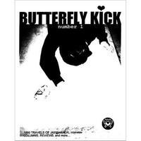 BUTTERFLY KICK #1 Zine (U-Do-Sha)