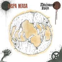 EASPA MEASA / DIVISIONS RUIN - split LP (Contraszt!)