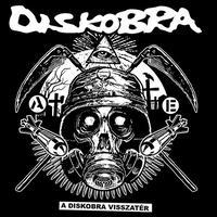 "DISKOBRA - A Diskobra Visszatér 7""EP (Aback Distro Records)"