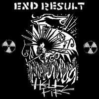 "END RESULT - Hellfire 7""EP (Hardcore Survives)"