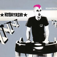 KOBAYASHI - Neuanstrich  LP / CD (ACM011)