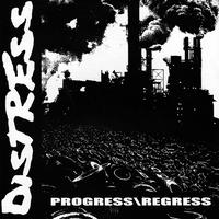 DISTRESS - Progress\Regress CD (Totalpunk Records)