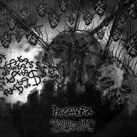 """PAZAHORA / KAH-ROE-SHI - split 7""""EP (Dis.eased Wrekkids)"""