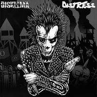"DISKELMA / DISTRESS - split 7""EP (ACM014)"