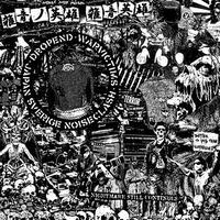 DROPEND / WARVICTIMS - split LP (D-Takt)