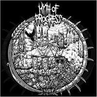 MYTH OF PROGRESS - s/t LP (Mundo En Kaos)