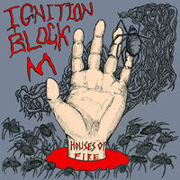"""IGNITION BLOCK M - House Of Fire 7""""EP (Spine Tetris)"""