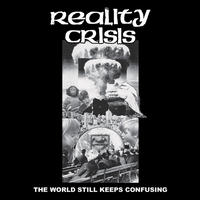 """REALITY CRISIS - The World Keeps Confusing 7""""EP (Profane Existence)"""