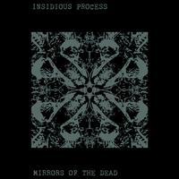 INSIDIOUS PROCESS - Mirrors Of The Dead cassette (Godzilla Distro)