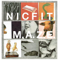 "NICFIT / M.A.Z.E. - split 7""EP (Episode Sounds)"