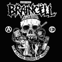 BRAINCËLL / Stop The Force Obedience And Mindlock CD (Distro Rakkos)