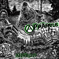 APPÄRATUS - Absurd 19 CD (Legion)