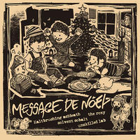 "MESSAGE DE NOEL - compilation 7""EP (Asylum Party)"