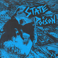 "STATE POISON - s/t 7""EP (Kick Rock)"