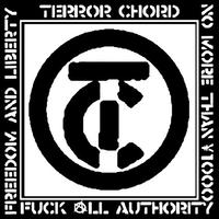 TERROR CHORD - s/t CD (Urban Guerrilla Kills Records)