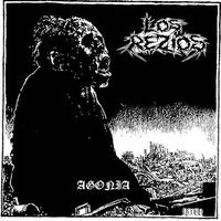 "LOS REZIOS / DISPOSE - split 7""EP (Reset Not Equal Zero)"