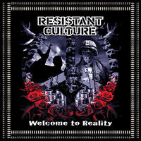 RESISTANT CULTURE - Welcome To Reality LP (Profane Existence)