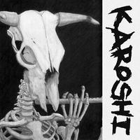 "KAROSHI - s/t 7""EP (Anti-Corporate Music, Inc.)"