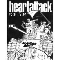 HEARTATTACK #36 Zine (November 2002) (Ebullition)