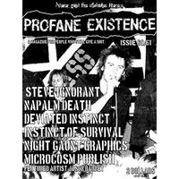 PROFANE EXISTENCE #61/62 Zine (Spring 2011)