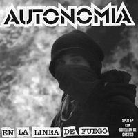 "B.D.C. / AUTONOMIA - split 7""EP (Urban Resistant)"
