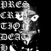 "PRESCRIPTIONDEATH - s/t 7""EP (Flyktsoda Records)"