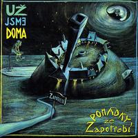 UZ JSME DOMA - Pohadky ze Zapotrebi - Bajki z Potrzeby - Fairytales From Needland LP (NNNW)