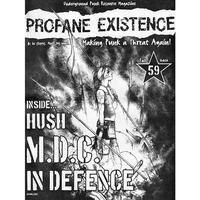 PROFANE EXISTENCE #59 Zine (Fall 2010)