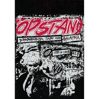 ÖPSTAND - Discographia tape for Malaysia 1995-1998 cassette (Own Control)