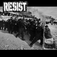 """RESIST - s/t (Another Day In Paradise) 7""""EP (Profane Existence)"""