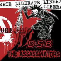 "THE ASSASSINATORS / D.S.B - split 7""EP (Alerta Antifascista Records)"