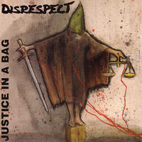 "DISRESPECT - Justice In A Bag 7""EP (Profane Existence)"