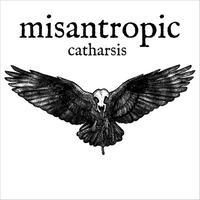 "MISANTROPIC - Catharsis 12""LP (Halvfabrikat Records)"