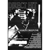 DIRECT HIT ISSUE ONE Zine (Direct Hit Records)