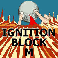 "IGNITION BLOCK M - s/t 7""EP (Snuffy Smiles)"